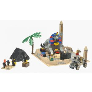 レゴ Lego System Adventurers Series-Sphinx Secret Surprise|sonicmarin