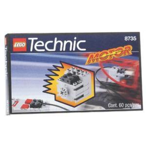 レゴ LEGO Technic Set #8735 9 Volt Motor|sonicmarin