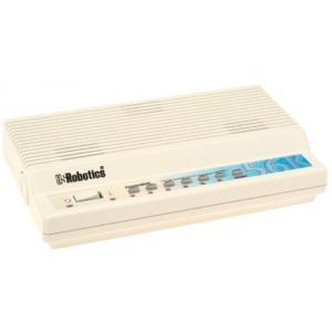 モデム U.S. Robotics  005686-03 56K V.90 External Fax Modem|sonicmarin