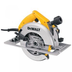 デウォルト DEWALT DW364 7-14-Inch Circular Saw with Electric Brake and Rear Pivot Depth of Cut Adjustment sonicmarin