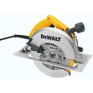 デウォルト DEWALT DW384 8-14-Inch Circular Saw with Brake and Rear Pivot Depth of Cut Adjustment sonicmarin