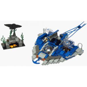 レゴ LEGO Gungan Sub - Star Wars 7161|sonicmarin