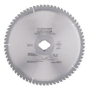 デウォルト DEWALT DWA7747 66 Teeth Heavy Gauge Ferrous Metal Cutting 1-Inch Arbor, 14-Inch sonicmarin