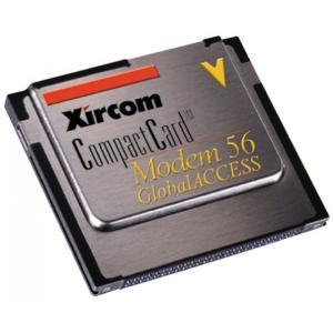 モデム Xircom CFM56G CompactCard Modem for Pocket PC|sonicmarin