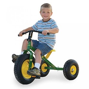 乗り物おもちゃ John Deere Mighty Trike|sonicmarin