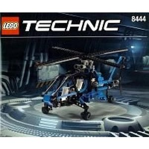 レゴ LEGO TECHNIC 8444 AIR ENFORCER BLUE RARE|sonicmarin