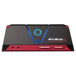 ゲーミングPC AVerMedia Live Gamer Portable 2, Full HD 1080p60 Recording Without PC Directly to SD Card, Ultra Low Latency, H.264 Hardware Encoding,|sonicmarin