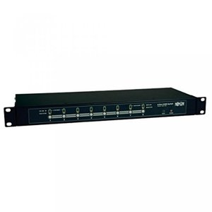 外付け機器 Tripp Lite B007-008 8-Port 1U Rackmount KVM Switch with On-Screen Display|sonicmarin