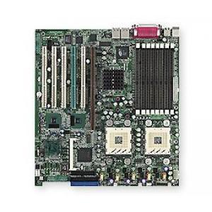 マザーボード Supermicro P4DPE-BULK Dual Xeon Socket 603 Intel E7500 Chipset EATX Motherboard|sonicmarin