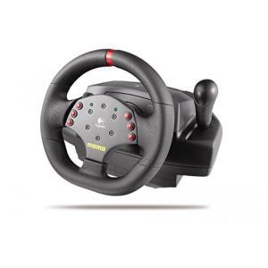 ゲーミングPC Logitech MOMO Force Feedback Racing Wheel|sonicmarin