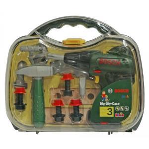ボッシュ Klein - 8428 - Jeu d'imitation - Mallette Outils avec Visseuse-Deviseuse et Accessoires - Bosch|sonicmarin