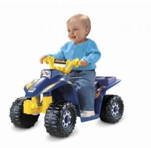 乗り物おもちゃ Power Wheels Lil' Quad|sonicmarin