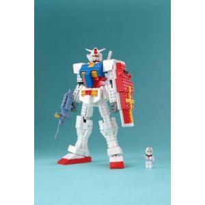 レゴ Mega Block: Gundam RX-78-2 Gundam Lego Block|sonicmarin