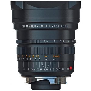 The Leica Summilux-M lenses have wide application ...