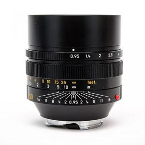 ライカ カメラ Leica 50mm  f0.95 ASPH. (E60)|sonicmarin