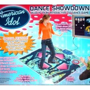 Plug n play interactive dance game8 pre-programmed...