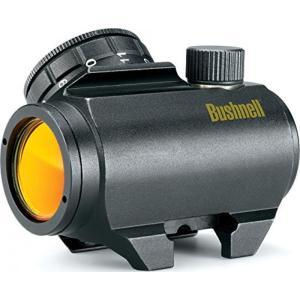 アクションカメラ Bushnell Trophy TRS-25 Red Dot Sight Riflescope, 1 x 25mm (tilted front lens)|sonicmarin