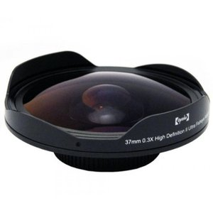 アクションカメラ Opteka Platinum Series 0.3X HD Ultra Fisheye Lens for JVC GR-D22, D30, D31, D70, D90, D91, DVL100, DVL107, DVL140, DVL150, DVL155,|sonicmarin