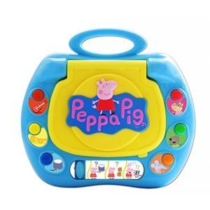 電子おもちゃ Peppa Pig My First Laptop Toy