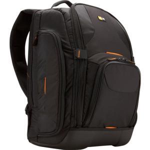 ドローン Case Logic SLRC-206 SLR Camera and 15.4-Inch Laptop Backpack (Black)|sonicmarin