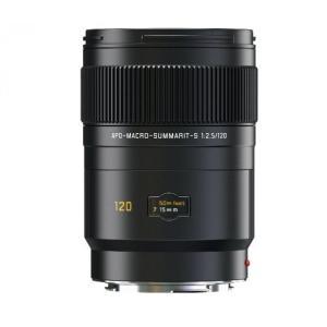 ライカ カメラ Leica 120mm f2.5 CS APO Summarit-S Macro Lens|sonicmarin