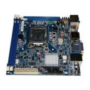マザーボード Intel Desktop Board DH57JG - motherboard - mini ITX - LGA1156 Socket - H57|sonicmarin