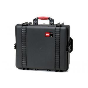 ドローン HPRC 2700WF Wheeled Hard Case with Foam (Black)|sonicmarin