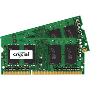 SSD ソリッドステート Crucial 4 GB DDR3 1600 MTs (PC3-12800) CL11 SODIMM 204-Pin 1.35V1.5V for Mac (CT4G3S160BM )|sonicmarin