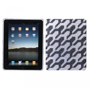 SIMフリー タブレット 端末 Hard Plastic Snap on Cover Fits Apple iPad Rocket Full DiamondRhinestone|sonicmarin