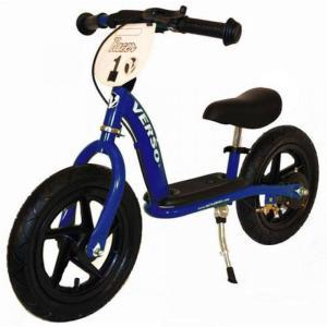 バランススクーター Verso by Kettler Racer Balance Bike, Blue, 12.5-Inch sonicmarin