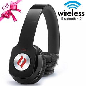 A Fashion wireless Hi-Fi On-ear HeadphoneCan work ...