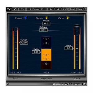 Great-sounding, easy-to-use compressorVintage Opto...