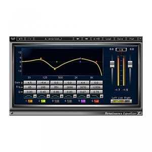 Intuitive EQ plugin with real-time graphing and vi...