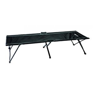 """Cot Dimensions: 81"""" x 30"""" x 18"""" h Weight Capacity:..."""