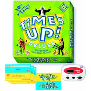 Includes 525 cards, electronic timer, score pad, E...