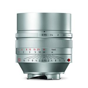 ライカ カメラ Leica 11667 Noctilux-M 50mmf0.95 ASPH Normal Lens, Silver|sonicmarin