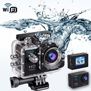 ActionCam HD Cube Black, with everything you need ...