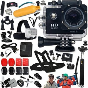 Includes a KoolCam AC300 Waterproof ACTION Camera ...