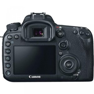 Canon EOS 7D Mark 2 Digital SLR Camera Bundle With...