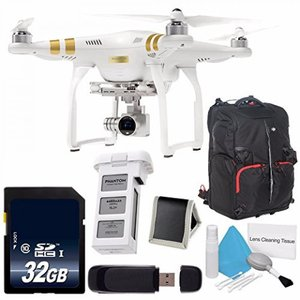 DJI Phantom 3 Professional Quadcopter with 4K Came...