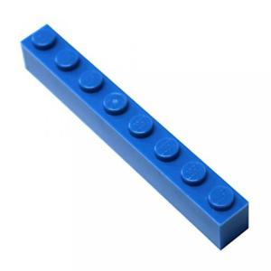 レゴ LEGO Parts and Pieces: 1x8 Bulk Bricks sonicmarin