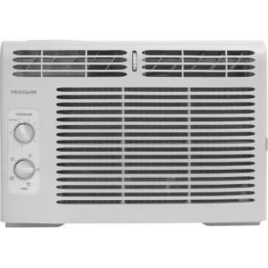 5,000 BTU mini-compact air conditioner for window-...