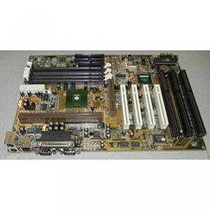 マザーボード Soyo SY-6KBE Slot 1 Pentium II motherboard with 3ISA slots, 4PCI, 1 AGP. Intel 82440LX chipset. 4DIMM sockets, 2 USB, 2 x 9 pin serial|sonicmarin