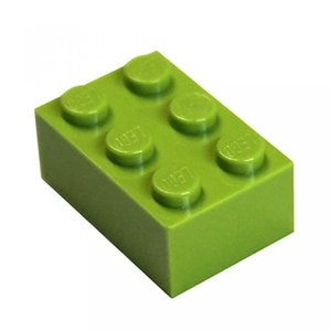 レゴ LEGO Parts and Pieces: 2x3 Brick sonicmarin