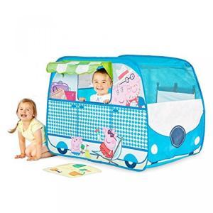 電子おもちゃ Peppa Pig Play Tent Ages 2+ Peppa's and Geo...