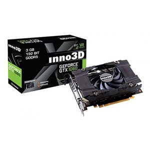 Nvidia GeForce GTX 1060 3GB DDR5 graphics cardVIde...