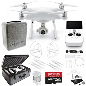 DJI Phantom 4 PRO Professional Drone With all Manu...