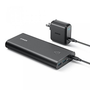 電源 Anker PowerCore+ 26800 PD with 27W PD Portable ...