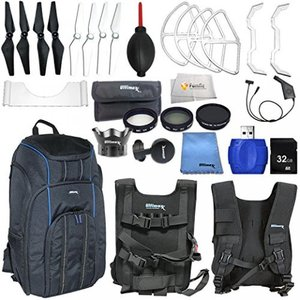 This Bundle Includes:Backpack Pro II + Intelligent...