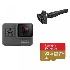 GoPro HERO5 BlackGoPro Camera Karma GripSanDisk Ex...